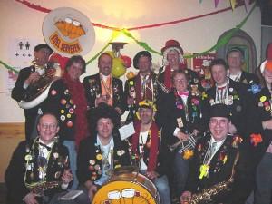 Koel Serveren Carnaval 2002