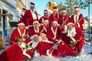 Kerstmanorkest december 2010
