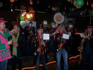 carnaval 2012 bij de Steunzolen